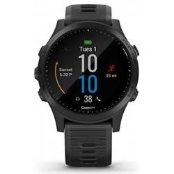 Men's Garmin Watch Forerunner 945 010-02063-01 GPS Multisport Smartwatch
