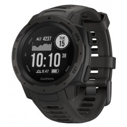 Men's Garmin Watch Instinct 010-02064-00 GPS Multisport Smartwatch
