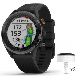 Buy Mens Garmin Watch Approach S62 010-02200-02 Golf GPS Smartwatch