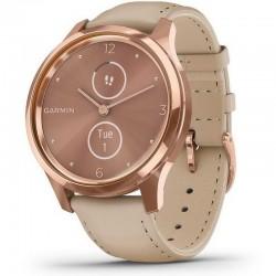 Women's Garmin Watch Vívomove Luxe 010-02241-01 Fitness Smartwatch