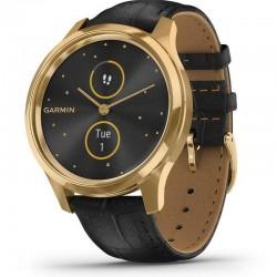 Unisex Garmin Watch Vívomove Luxe 010-02241-02 Fitness Smartwatch