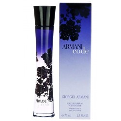 Giorgio Armani Code Perfume for Women Eau de Parfum EDP 75 ml