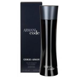 Giorgio Armani Code Perfume for Men Eau de Toilette EDT Vapo 125 ml