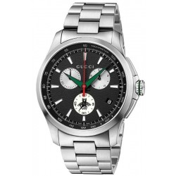 Buy Men's Gucci Watch G-Timeless XL YA126267 Quartz Chronograph