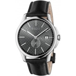 Buy Men's Gucci Watch G-Timeless Large Slim YA126319 Automatic