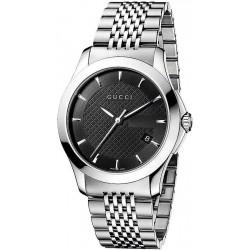 Buy Unisex Gucci Watch G-Timeless Medium YA126402 Quartz