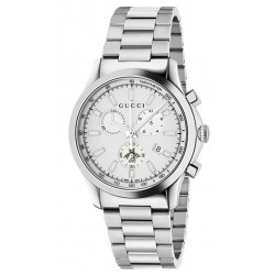 Buy Unisex Gucci Watch G-Timeless Medium YA126472 Quartz Chronograph