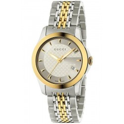 Buy Women's Gucci Watch G-Timeless Small YA126511 Quartz