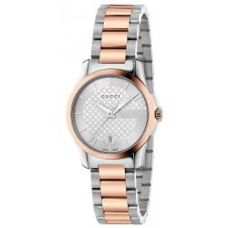 Women's Gucci Watch G-Timeless Small YA126528 Quartz