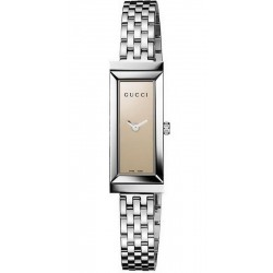 Buy Women's Gucci Watch G-Frame Rectangular Small YA127501 Quartz