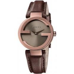 Women's Gucci Watch Interlocking Large YA133309 Quartz