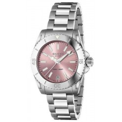 Buy Women's Gucci Watch Dive Medium YA136401 Quartz