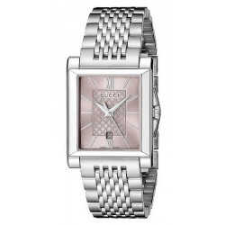 Buy Women's Gucci Watch G-Timeless Rectangular Small YA138502 Quartz