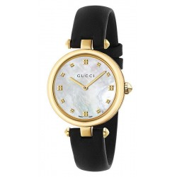 Buy Women's Gucci Watch Diamantissima Medium YA141404 Mother of Pearl
