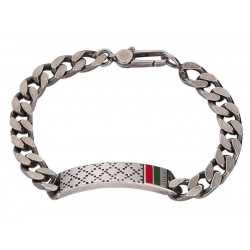 Buy Men's Gucci Bracelet Diamantissima YBA295676001017