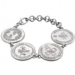 Buy Women's Gucci Bracelet Coin YBA432179001018
