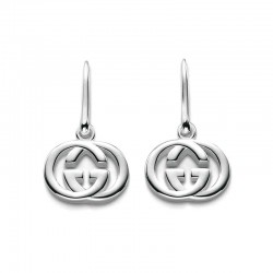 Buy Women's Gucci Earrings Silver Britt YBD22332100100U