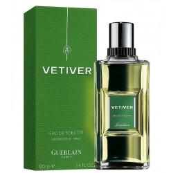 Guerlain Vetiver Perfume for Men Eau de Toilette EDT Vapo 100 ml