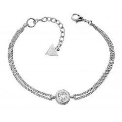 Buy Women's Guess Bracelet Iconic UBB21530-S Heart