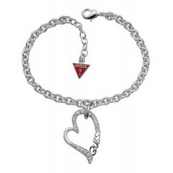Buy Women's Guess Bracelet Eternally Yours UBB71299 Heart
