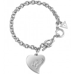 Buy Women's Guess Bracelet Love UBB71530 Heart