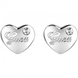 Women's Guess Earrings Iconic UBE21519 Heart