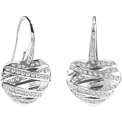 Buy Women's Guess Earrings Fashion UBE21581 Heart