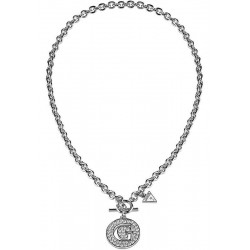 Buy Women's Guess Necklace G Girl UBN51486