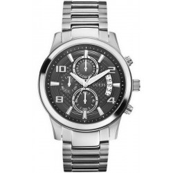 Men's Guess Watch Exec W0075G1 Chronograph
