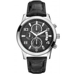 Men's Guess Watch Exec W0076G1 Chronograph