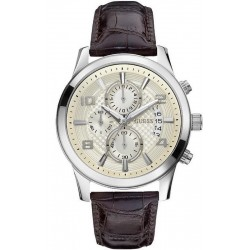 Men's Guess Watch Exec W0076G2 Chronograph