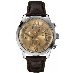 Men's Guess Watch Capitol W0192G1 Chronograph