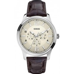 Men's Guess Watch Captain W0294G1 Multifunction