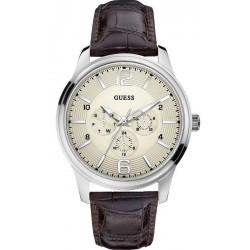 Buy Men's Guess Watch Captain W0294G1 Multifunction
