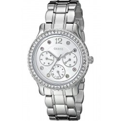 Buy Women's Guess Watch Enchanting W0305L1 Multifunction