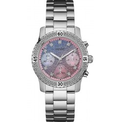 Buy Women's Guess Watch Confetti W0774L1 Chrono Look Multifunction