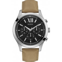 Men's Guess Watch Elevation W0789G1 Chronograph