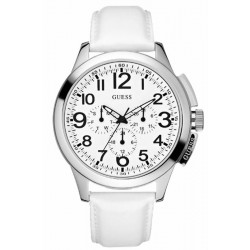Buy Men's Guess Watch Journey W10562G4 Chrono Look Multifunction