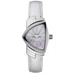Buy Women's Hamilton Watch Ventura Quartz H24211852 Mother of Pearl