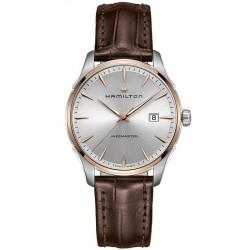 Men's Hamilton Watch Jazzmaster Gent Quartz H32441551