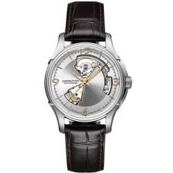 Men's Hamilton Watch Jazzmaster Open Heart Auto Viewmatic H32565555