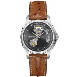 Men's Hamilton Watch Jazzmaster Open Heart Auto Viewmatic H32565585