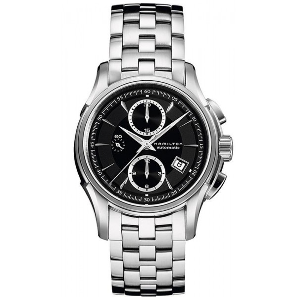 Buy Men's Hamilton Watch Jazzmaster Auto Chrono H32616133
