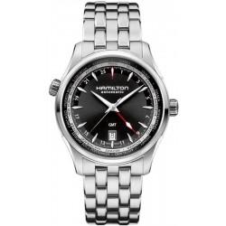 Men's Hamilton Watch Jazzmaster GMT Auto H32695131