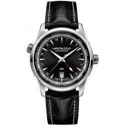 Men's Hamilton Watch Jazzmaster GMT Auto H32695731