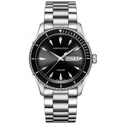 Men's Hamilton Watch Jazzmaster Seaview Day Date Quartz H37511131