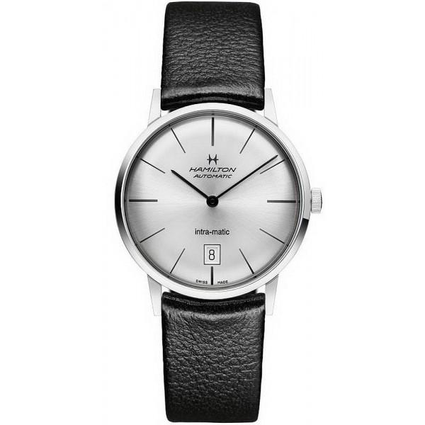 Buy Men's Hamilton Watch American Classic Intra-Matic Auto H38455751