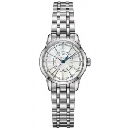 Buy Women's Hamilton Watch Railroad Lady Quartz H40311191 Diamonds