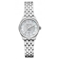 Buy Women's Hamilton Watch Jazzmaster Lady Auto H42215111 Diamonds