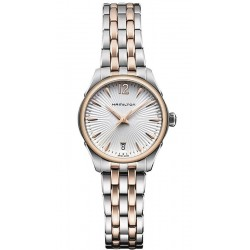 Buy Women's Hamilton Watch Jazzmaster Lady Quartz H42221155